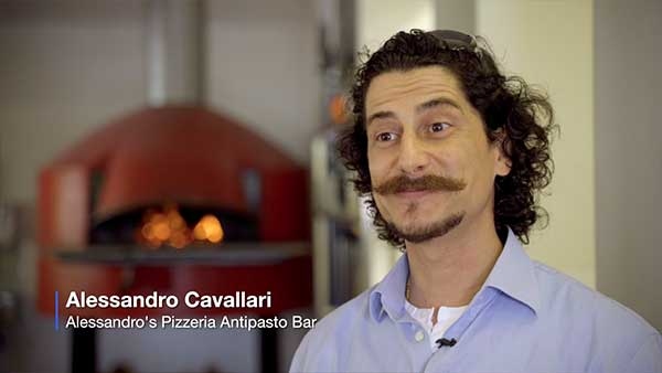 Alessandro Testimonial Video