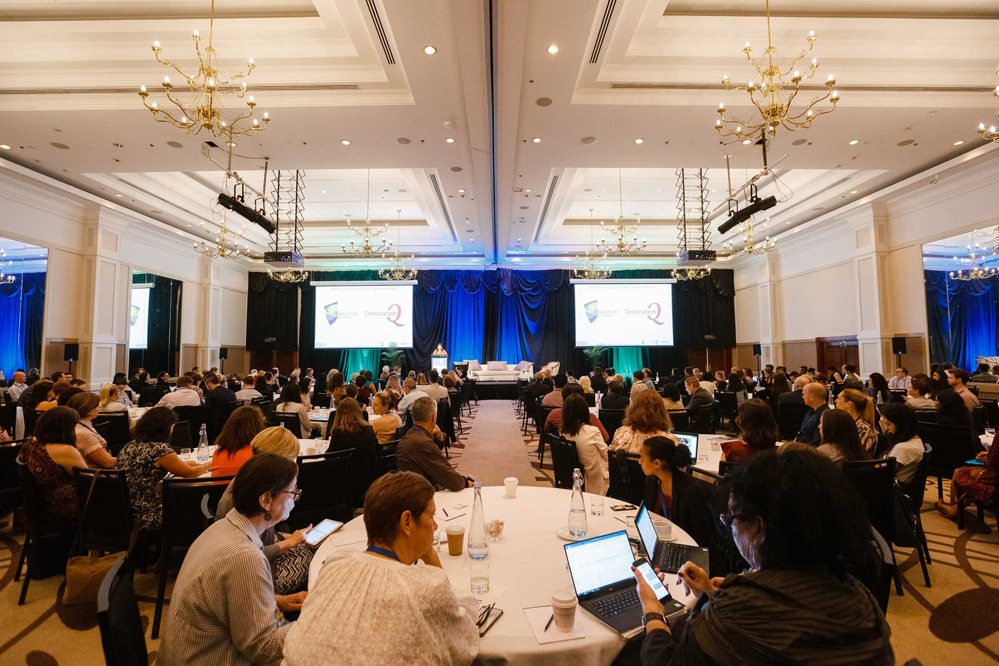 IET2018 Summit Photography