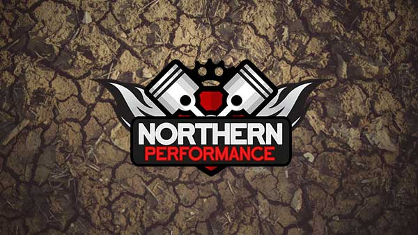 Northern Performance Logo Design