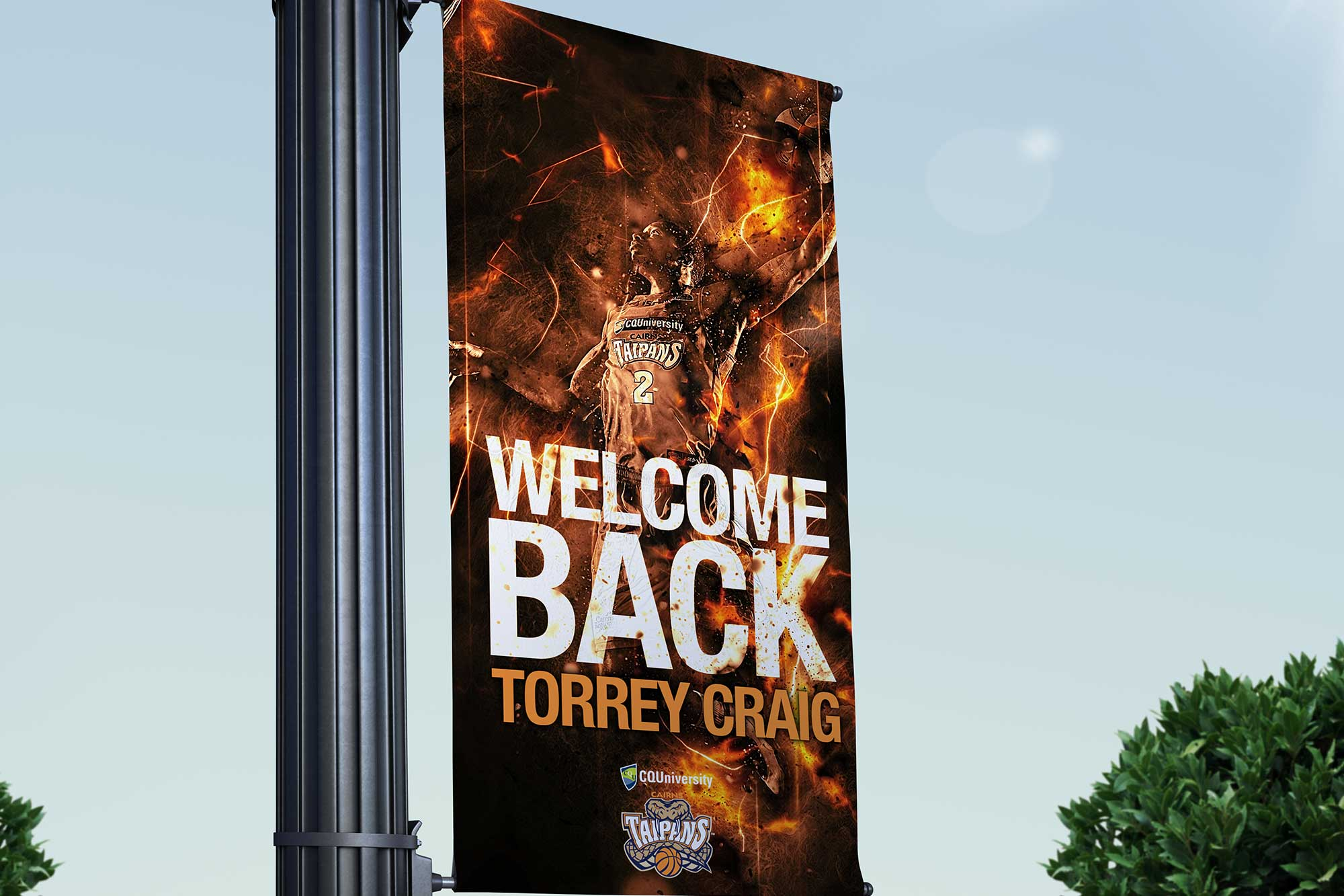 Taipans Welcome Back Torrey Craig