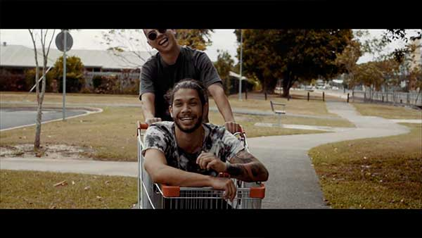 Jordan De La Cruz Good Vibes Music Video