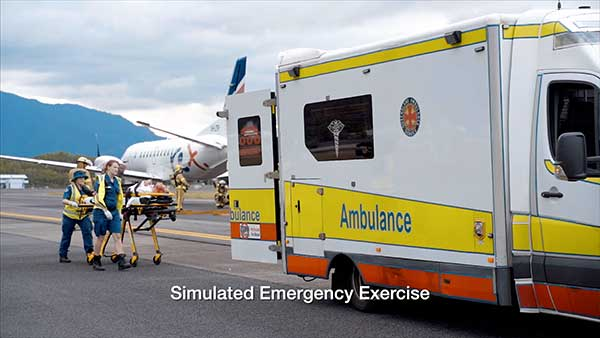 Cairns Airport Emergency Exercise