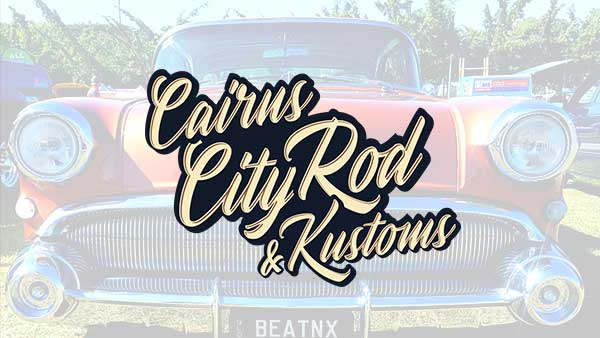 Cairns City Rod And Kustoms Logo