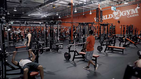 World Gym Cairns Promotional Video
