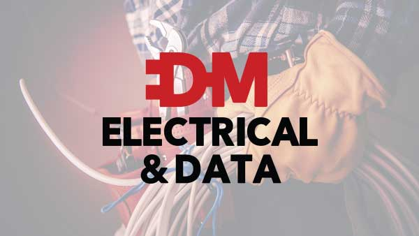 DM Electrical Logo Design