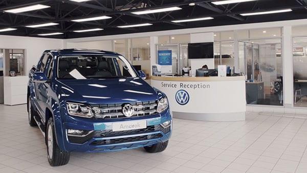 Volkswagen Test Drive Promotion