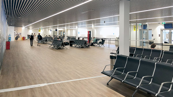 Cairns Airport T2