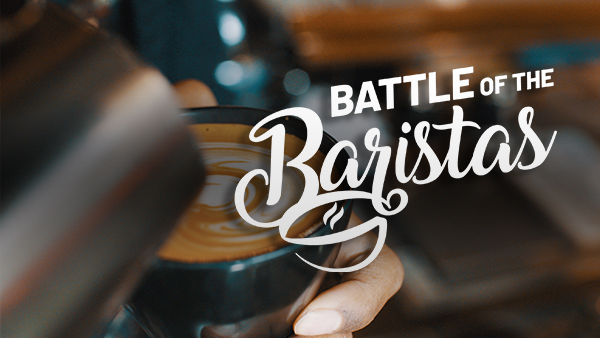Battle of the Barista Logo