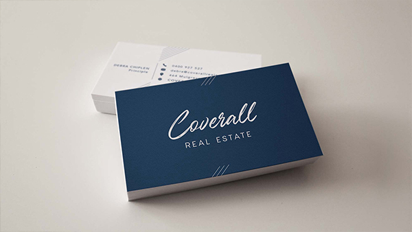 Coverall Card
